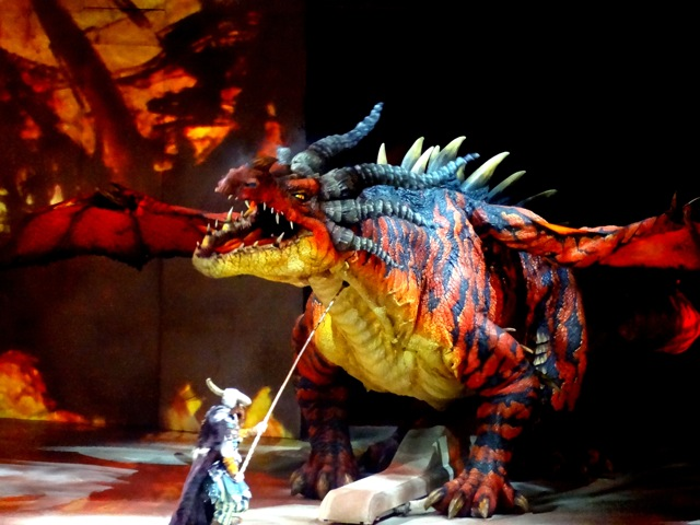 How to Train Your Dragon – A Truly Live Spectacular | We ...